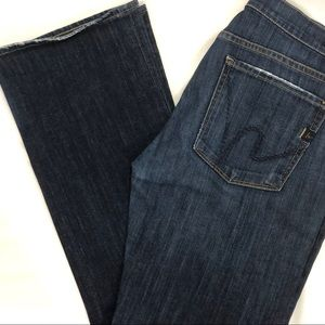 Citizens of Humanity Dita Petite Bootcut Jeans 30
